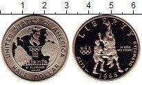 Изображение Монеты Северная Америка США 1/2 доллара 1995 Медно-никель Proof-