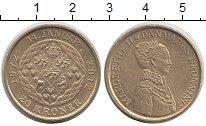 Изображение Монеты Европа Дания 20 крон 2012 Латунь UNC-