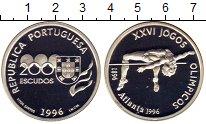 Изображение Монеты Португалия 200 эскудо 1996 Серебро Proof