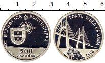 Изображение Монеты Европа Португалия 500 эскудо 1998 Серебро Proof