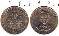 Изображение Монеты Гаити 50 сентим 1991 Медно-никель XF