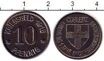 Изображение Монеты Германия : Нотгельды 10 пфеннигов 1918 Железо XF+