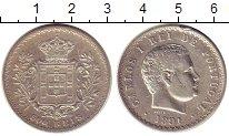 Изображение Монеты Португалия 500 рейс 1891 Серебро XF