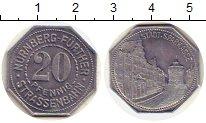 Изображение Монеты Германия : Нотгельды 20 пфеннигов 1921 Алюминий UNC-