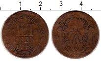 Изображение Монеты Мюнстер 4 пфеннига 1743 Медь VF
