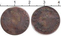 Изображение Монеты Франция 2 торнуа 0 Медь VF