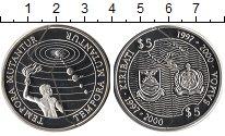 Изображение Монеты Австралия и Океания Кирибати 5 долларов 2000 Серебро Proof
