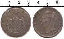 Изображение Монеты Румыния 500 лей 1944 Серебро XF-