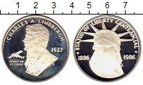 Изображение Монеты Северная Америка США медаль 1986 Серебро Proof