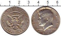 Изображение Монеты США 1/2 доллара 1967 Серебро XF