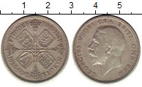 Изображение Монеты Европа Великобритания 1 флорин 1936 Серебро XF