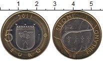 Изображение Монеты Европа Финляндия 5 евро 2011 Биметалл UNC