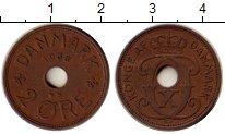 Изображение Монеты Дания 2 эре 1936 Медь XF