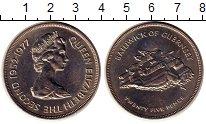 Изображение Монеты Великобритания Гернси 25 пенсов 1977 Медно-никель UNC