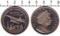 Изображение Монеты Великобритания Остров Мэн 1 крона 2009 Медно-никель UNC