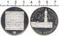 Изображение Монеты Европа Австрия 100 шиллингов 1976 Серебро Proof-