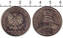Изображение Монеты Европа Польша 100 злотых 1987 Медно-никель UNC-