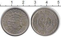 Изображение Монеты Мозамбик 5 эскудо 1965 Медно-никель XF