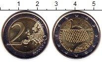 Изображение Монеты Европа Финляндия 2 евро 2015 Биметалл UNC-