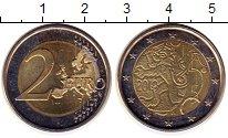 Изображение Монеты Финляндия 2 евро 2010 Биметалл UNC-