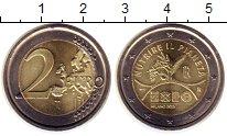 Изображение Монеты Европа Италия 2 евро 2015 Биметалл UNC-