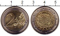Изображение Монеты Германия 2 евро 2015 Биметалл UNC-