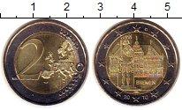 Изображение Монеты Германия 2 евро 2010 Биметалл UNC-