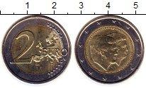 Изображение Монеты Европа Нидерланды 2 евро 2014 Биметалл UNC-