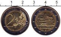 Изображение Монеты Германия 2 евро 2014 Биметалл UNC-