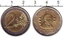 Изображение Монеты Европа Бельгия 2 евро 2009 Биметалл UNC-