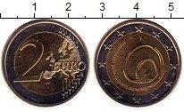 Изображение Монеты Европа Словения 2 евро 2013 Биметалл UNC-