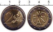 Изображение Монеты Словения 2 евро 2015 Биметалл UNC- 2000 лет римскому по