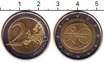 Изображение Монеты Европа Словения 2 евро 2009 Биметалл UNC-