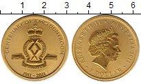 Изображение Монеты Австралия и Океания Австралия 1 доллар 2011 Латунь UNC-