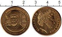 Изображение Монеты Австралия 1 доллар 2012 Латунь UNC-