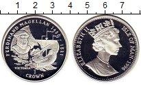 Изображение Монеты Остров Мэн 1 крона 1996 Серебро Proof Елизавета II.  Ферди