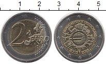 Изображение Монеты Европа Германия 2 евро 2012 Биметалл UNC-