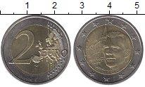 Изображение Монеты Европа Люксембург 2 евро 2007 Биметалл UNC-