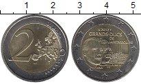 Изображение Монеты Европа Люксембург 2 евро 2012 Биметалл UNC-