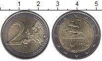 Изображение Монеты Португалия 2 евро 2015 Биметалл UNC- 500-летие открытия П