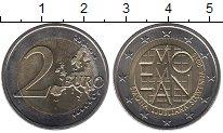 Изображение Монеты Европа Словения 2 евро 2015 Биметалл UNC-