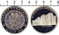 Изображение Монеты Азия Турция 40 лир 2008 Серебро Proof