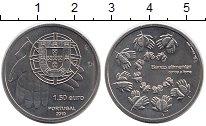 Изображение Монеты Европа Португалия 1 1/2 евро 2010 Медно-никель UNC