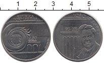 Изображение Монеты Португалия 2 1/2 евро 2013 Медно-никель UNC Жоао  Вилларет