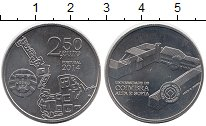 Изображение Монеты Европа Португалия 2 1/2 евро 2014 Медно-никель UNC