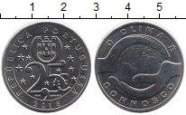 Изображение Монеты Португалия 2 1/2 евро 2015 Медно-никель UNC Изменение климата