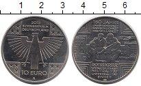 Изображение Монеты Европа Германия 10 евро 2013 Медно-никель UNC