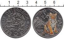 Изображение Монеты Европа Австрия 3 евро 2017 Медно-никель UNC