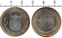 Изображение Монеты Европа Финляндия 5 евро 2013 Биметалл UNC