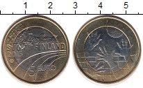 Изображение Монеты Европа Финляндия 5 евро 2015 Биметалл UNC